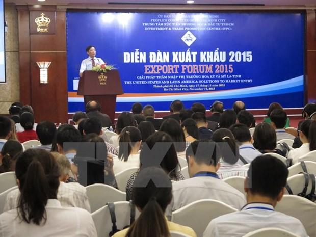 TPP brinda oportunidades para productos vietnamitas en EE.UU. y America Latina hinh anh 1