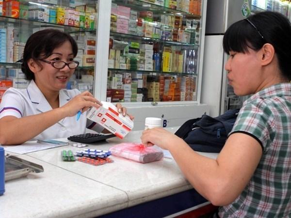 Inician semana de lucha contra resistencia a medicamentos en Vietnam hinh anh 1