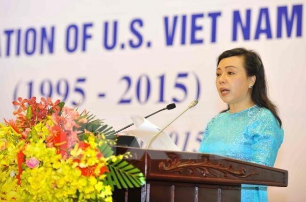 Vietnam y UE conmemoran 20 anos de cooperacion sanitaria hinh anh 1