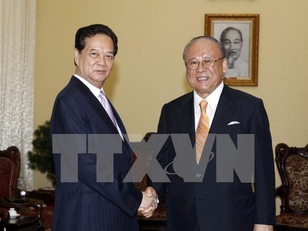 En buena marcha cooperacion Vietnam-Japon en educacion hinh anh 1