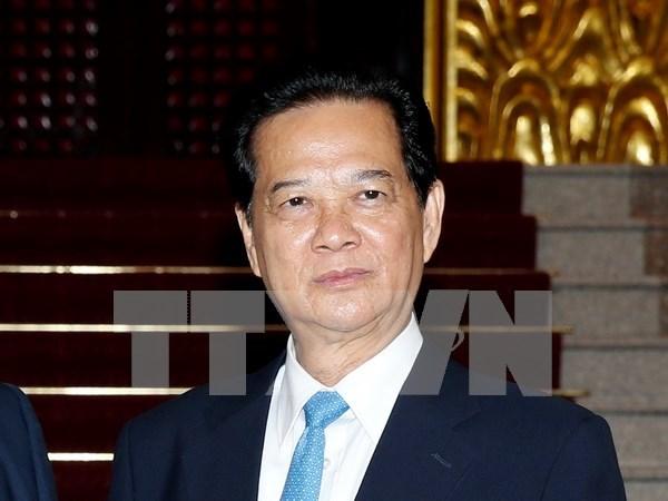 Premier vietnamita asistira a Cumbre de ASEAN en Malasia hinh anh 1