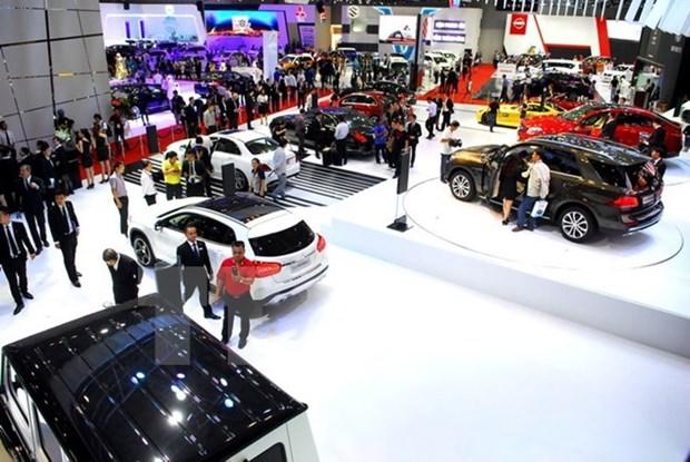 Laos suprime impuesto sobre automoviles importados de ASEAN hinh anh 1