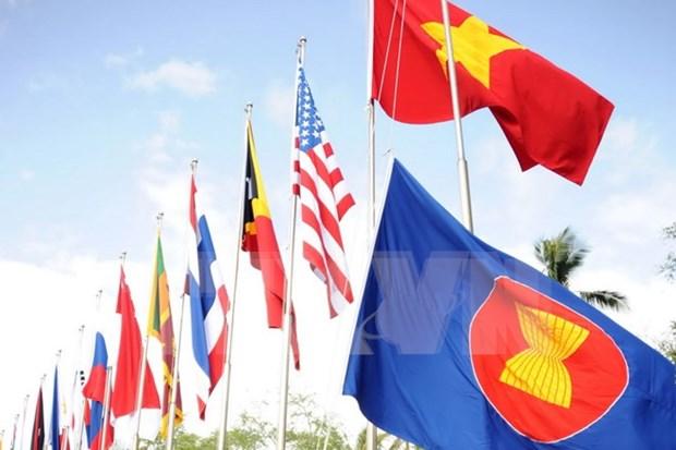 Fundacion de Comunidad marca nueva etapa de desarrollo de ASEAN hinh anh 1