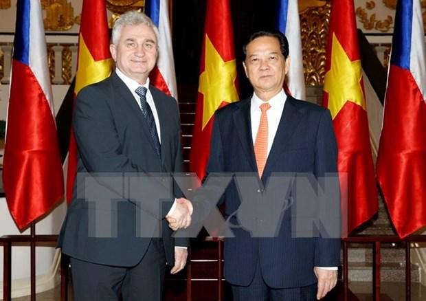 Republica Checa considera comunidad vietnamita como parte de su pueblo hinh anh 1