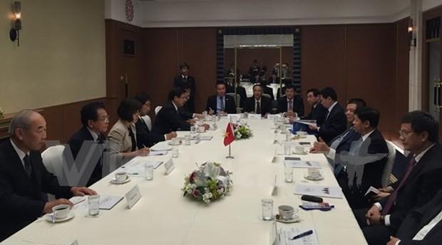 Vietnam constituye mejor opcion para empresas japonesas hinh anh 1