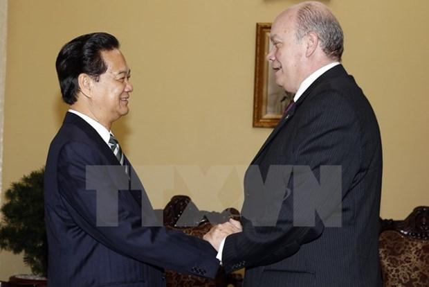 Vietnam y Cuba avanzan en cooperacion economica e inversionista hinh anh 1