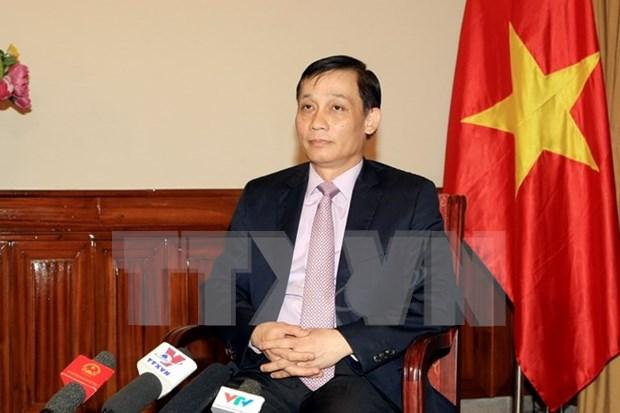 Vietnam aportara iniciativas para fortalecer nexos entre ASEAN y contrapartes hinh anh 1