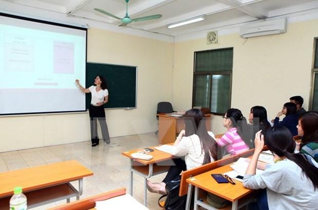 Nueva Zelanda intercambia experiencias sobre renovacion educacional con Vietnam hinh anh 1