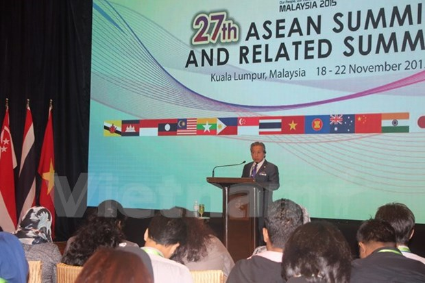ASEAN emitira declaracion sobre el establecimiento de Comunidad regional hinh anh 1