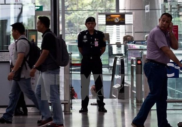 Malasia y Estados Unidos robustecen cooperacion contra terrorismo hinh anh 1