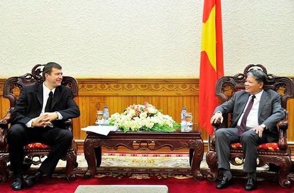 Vietnam y Rusia aumentan intercambio de conocimiento judicial hinh anh 1