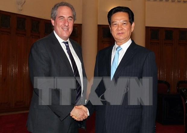 Solicitan reconocimiento de EE.UU. a Vietnam como economia de mercado hinh anh 1