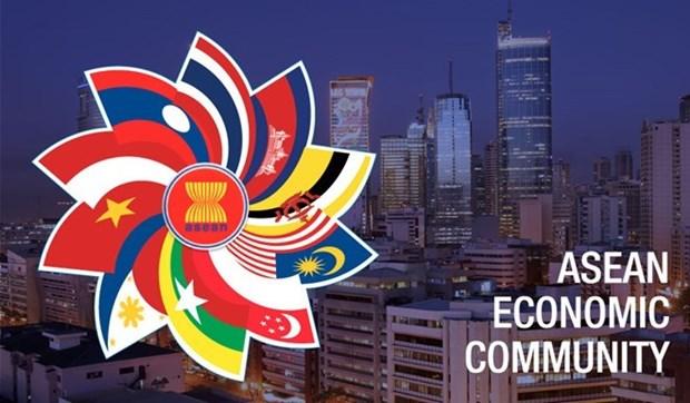 Publican documentos sobre Comunidad Economica de ASEAN hinh anh 1