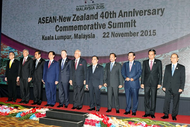 Nueva Zelanda invierte mas de 130 millones USD en ASEAN hinh anh 1