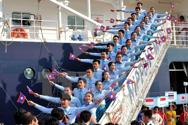 Programa juvenil fortalece amistad entre paises del Sudeste de Asia y Japon hinh anh 1