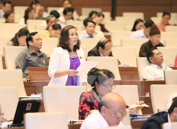 Analizan enmiendas al Ley de Proteccion, Atencion y Educacion del Nino hinh anh 1