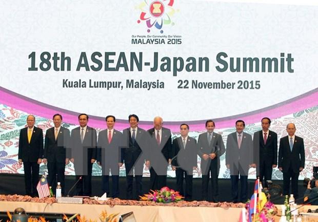 Asiste premier vietnamita a conferencias de alto nivel entre ASEAN y sus socios hinh anh 1