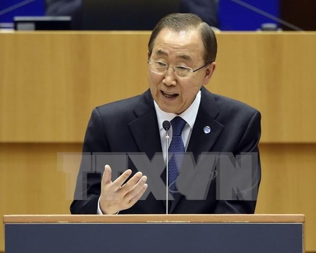 ONU llama a partes involucradas en Mar del Este a respetar leyes internacionales hinh anh 1
