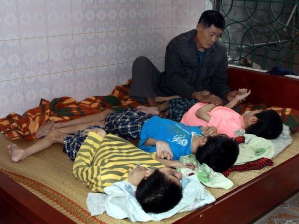 Mejoran investigacion para superar secuelas de dioxina en Vietnam hinh anh 1