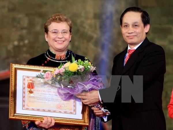 Vietnam celebra 70 anos de fundacion de UNESCO hinh anh 1