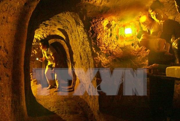 Tuneles Vinh Moc, una de las atracciones turisticas mas infravaloradas en Asia hinh anh 1