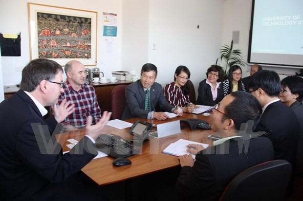 Vietnam asimila experiencias australianas en valoracion cientifica hinh anh 1