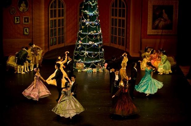 """""""El cascanueces"""" brindara la magia de Navidad al publico vietnamita hinh anh 3"""