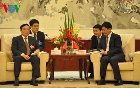 Promueven Vietnam y China cooperacion juridica hinh anh 1