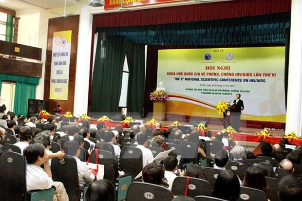 Pide dirigente vietnamita actuacion mas energica contra VIH/SIDA hinh anh 1