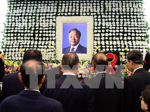 Vietnam envia pesame a Sudcorea por deceso del expresidente hinh anh 1