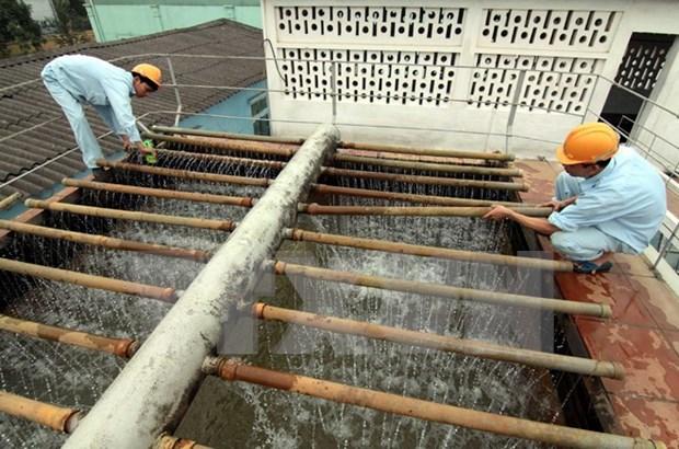 Alemania financia proyecto de agua subterranea en Vietnam hinh anh 1