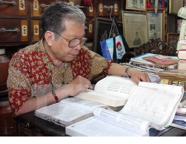 """Vuelve al publico """"Truyen Kieu"""" en aniversario del nacimiento del poeta hinh anh 1"""