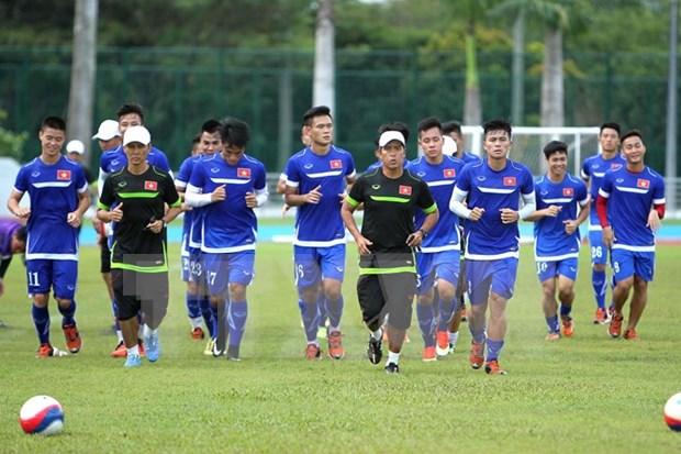 Vietnam oficializa listado de 29 jugadores de seleccion olimpica hinh anh 1