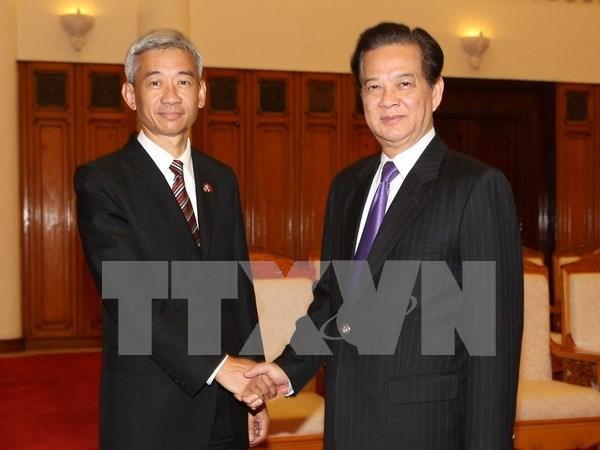 Tailandia y Vietnam cooperan eficientemente en formacion de Comunidad de ASEAN hinh anh 1