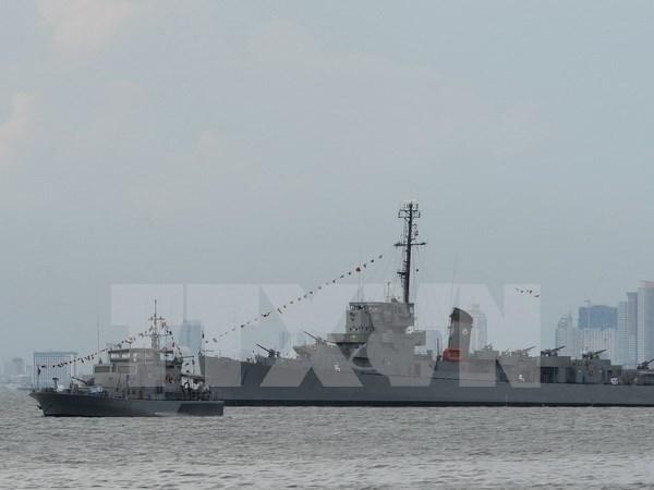 Rebate Filipinas reclamacion sobre soberania china en Mar del Este hinh anh 1