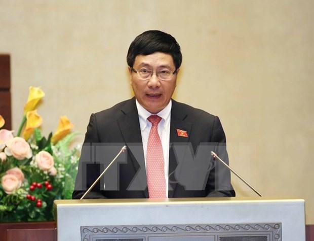 Visita de presidente vietnamita a Alemania marca hito en nexos bilaterales hinh anh 1