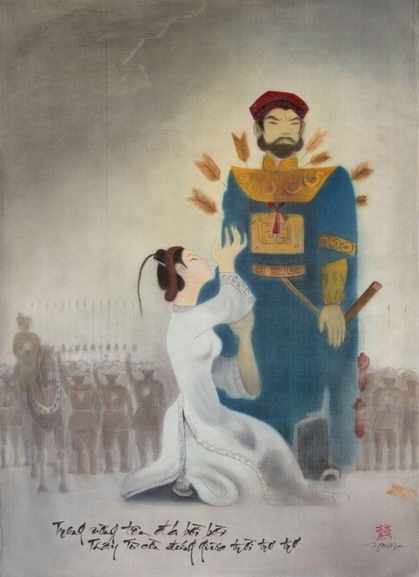 """""""Truyen Kieu"""" y su peregrinaje por el mundo hinh anh 3"""