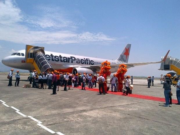 Jetstar Asia abre ruta aerea directa Da Nang-Singapur hinh anh 1