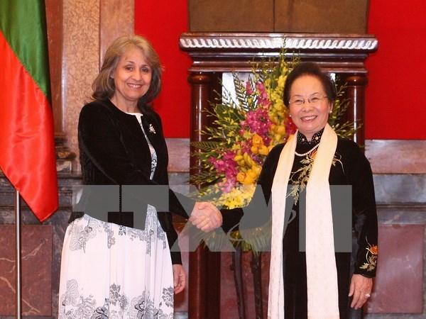 Vietnam y Bulgaria apuntan a elevar relaciones bilaterales al nivel estrategico hinh anh 1