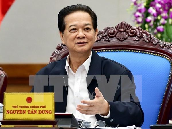 Alcanzable meta de crecimiento economico de 6,5 por ciento en 2015 hinh anh 1