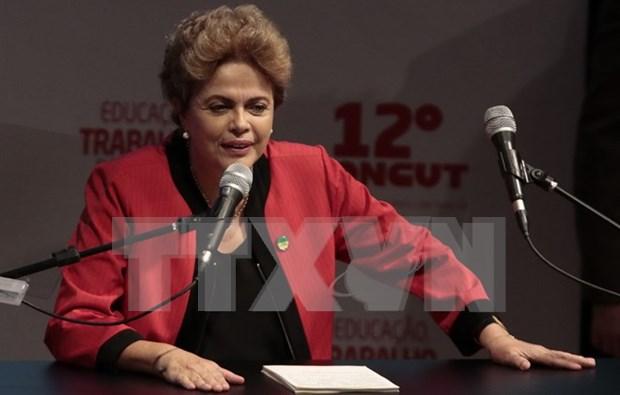 Presidenta Dilma Rousseff visitara Vietnam hinh anh 1