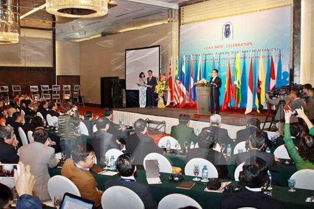 Representantes de Vietnam elegidos como presidente y secretario general de FPA hinh anh 1