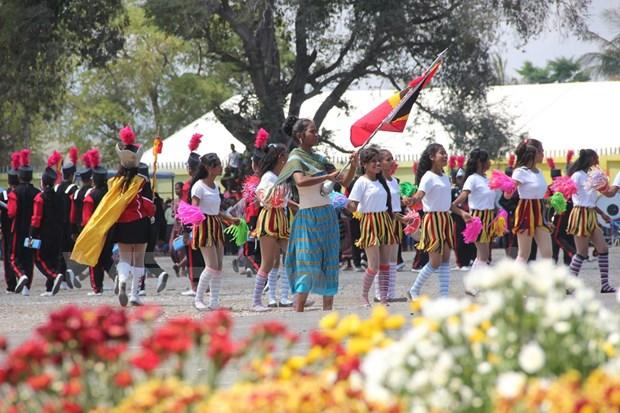 Timor Leste celebra aniversario de declaracion de independencia hinh anh 1