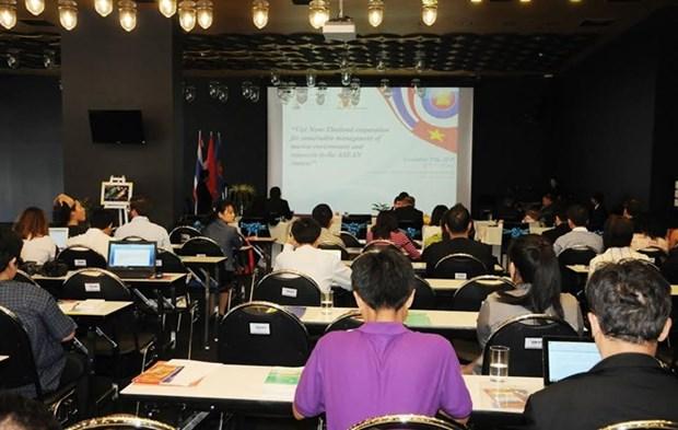 Impulsan Vietnam y Tailandia cooperacion en gestion ambiental y maritima hinh anh 1