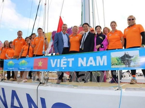 Divulgan imagenes de Vietnam en Australia Occidental hinh anh 1