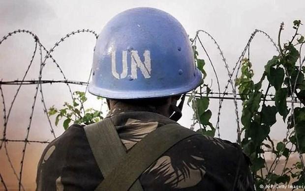Vietnam y China intercambian experiencias en actividades de paz de ONU hinh anh 1