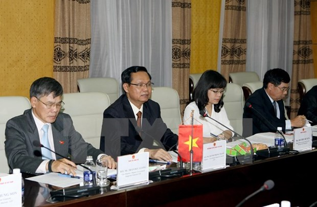 Vietnam asiste a Conferencia de Ombudsman de Asia en Pakistan hinh anh 1