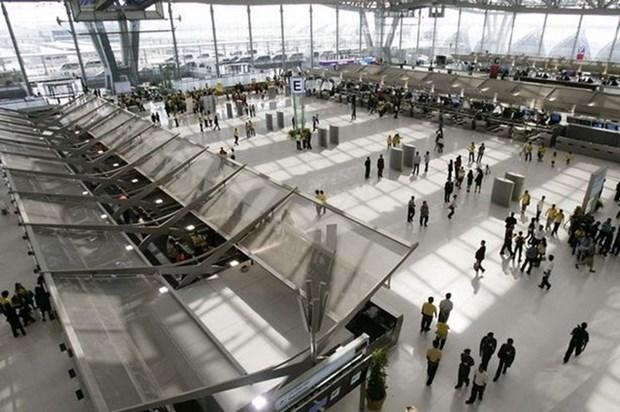 Tailandia fortalece seguridad en aeropuertos frente a amenaza terrorista hinh anh 1