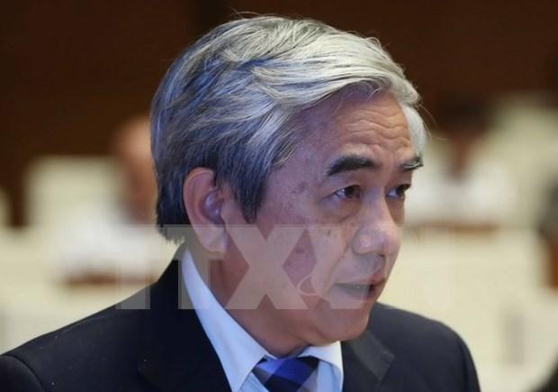 Vietnam y Estados Unidos vigorizan vinculos en ciencia y tecnologia hinh anh 1