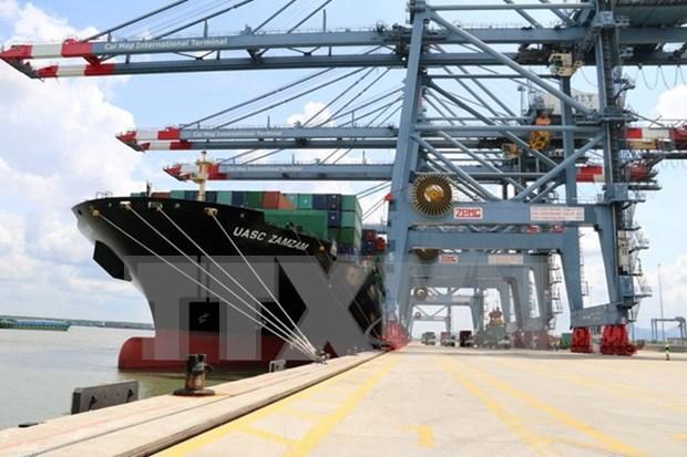 Provincia vietnamita estudia inversion en puerto maritimo de Vung Ang hinh anh 1